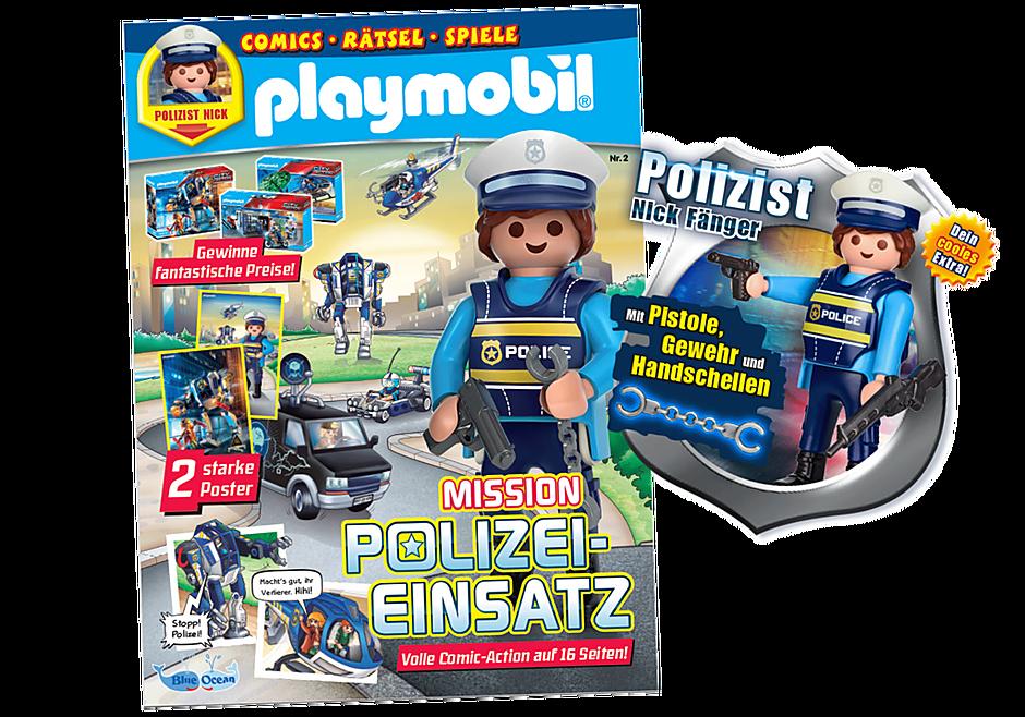 80675 PLAYMOBIL-Magazin 2/2021 (Heft 86) detail image 1