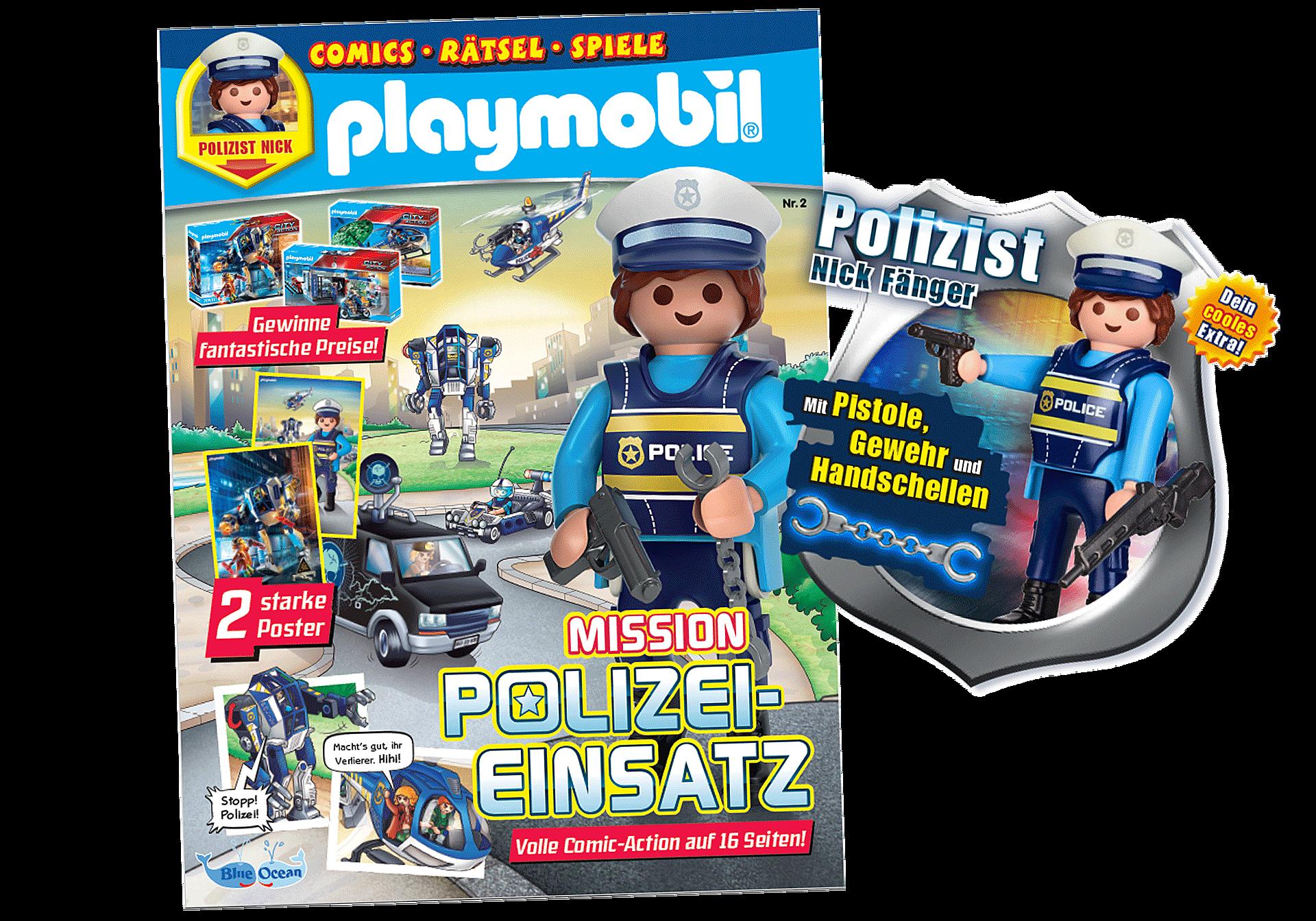 80675 PLAYMOBIL-Magazin 2/2021 (Heft 86) zoom image1