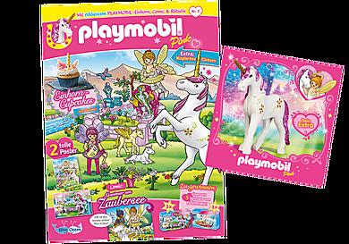 80676 PLAYMOBIL-Magazin Pink 2/2021 (Heft 60)
