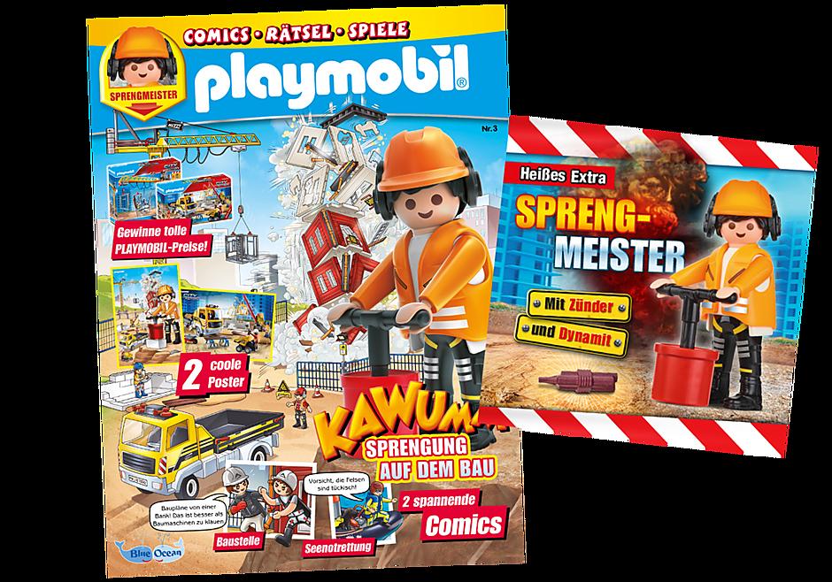 80677 PLAYMOBIL-Magazin 3/2021 (Heft 87) detail image 1