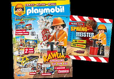80677 PLAYMOBIL-Magazin 3/2021 (Heft 87)