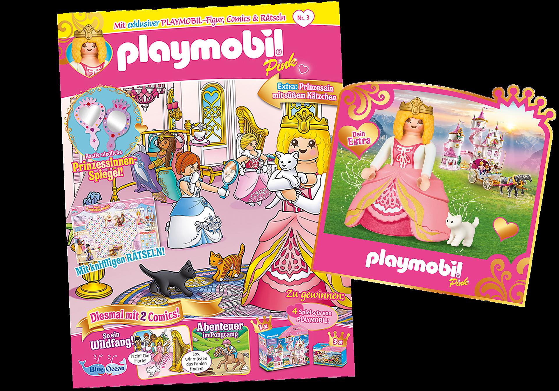 80678 PLAYMOBIL-Magazin Pink 3/2021 (Heft 61) zoom image1