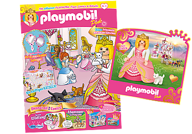 80678 PLAYMOBIL-Magazin Pink 3/2021 (Heft 61)