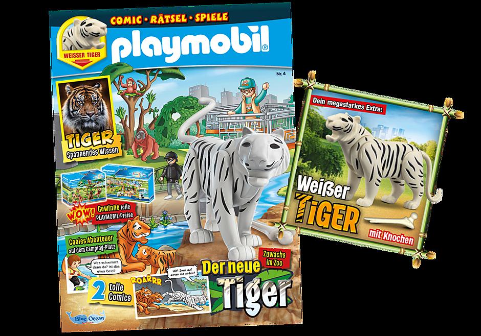 80679 PLAYMOBIL-Magazin 4/2021 (Heft 88) detail image 1