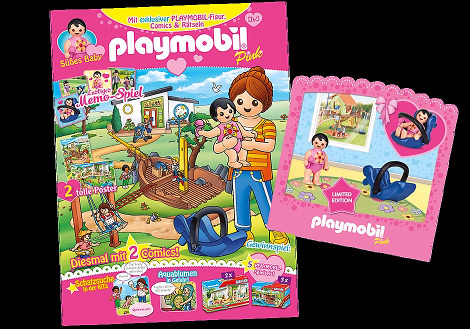 80680 PLAYMOBIL-Magazin Pink 4/2021 (Heft 62) detail image 1