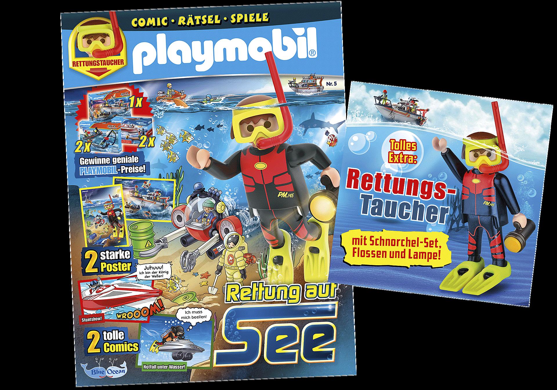 80681 PLAYMOBIL-Magazin 5/2021 (Heft 89) zoom image1