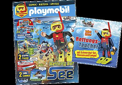 80681 PLAYMOBIL-Magazin 5/2021 (Heft 89)
