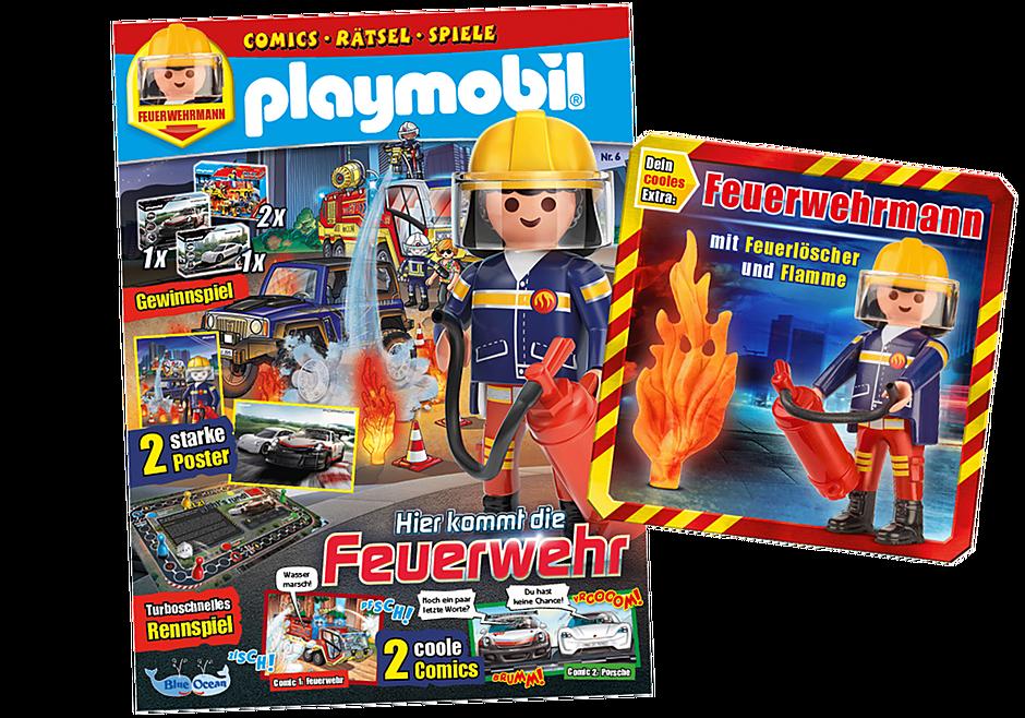 80683 PLAYMOBIL-Magazin 6/2021 (Heft 90) detail image 1