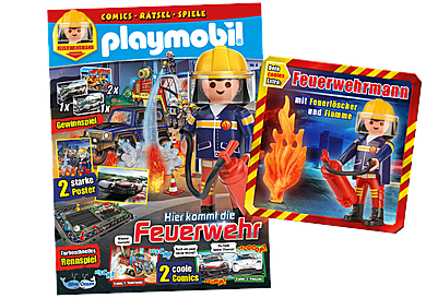 80683 PLAYMOBIL-Magazin 6/2021 (Heft 90)