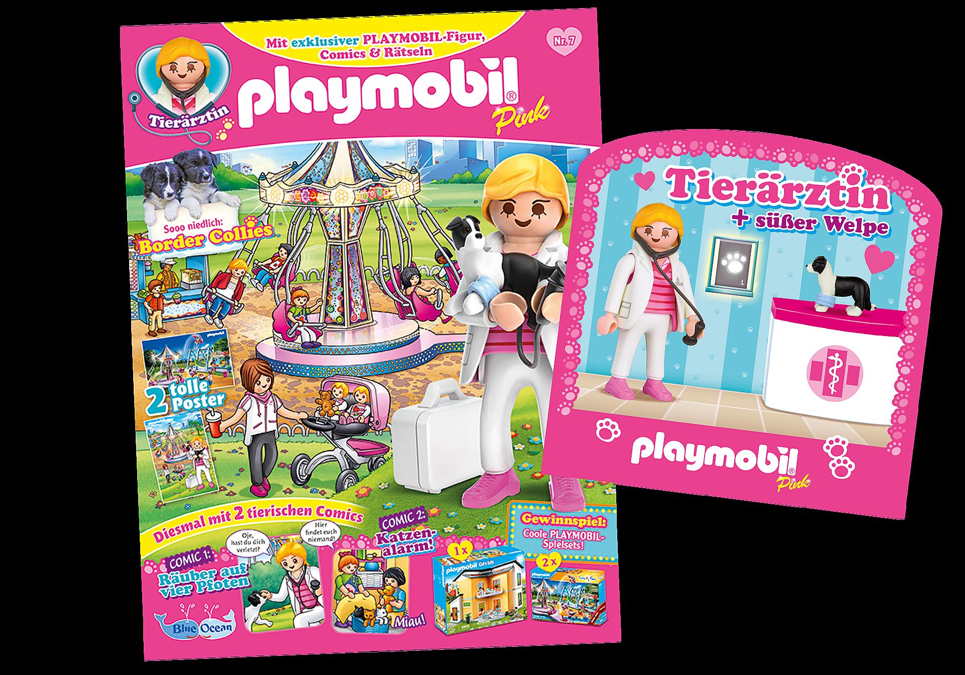 80686 PLAYMOBIL-Magazin Pink 7/2021 (Heft 65) zoom image1