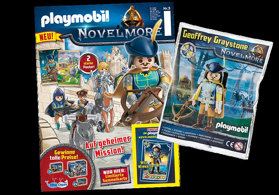 80692 PLAYMOBIL Novelmore-Magazin 5/2020 detail image 1