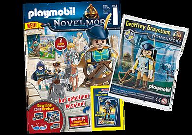 80692 PLAYMOBIL Novelmore-Magazin 5/2020