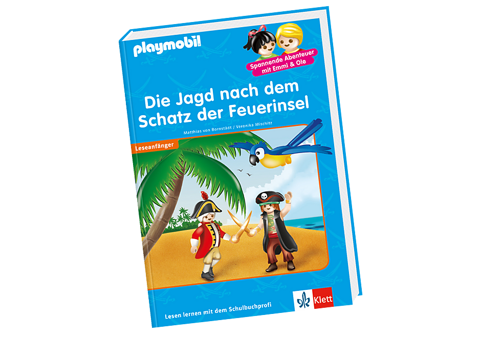 http://media.playmobil.com/i/playmobil/80700_product_detail/Erstlesebuch: Die Jagd nach dem Schatz der Feuerinsel