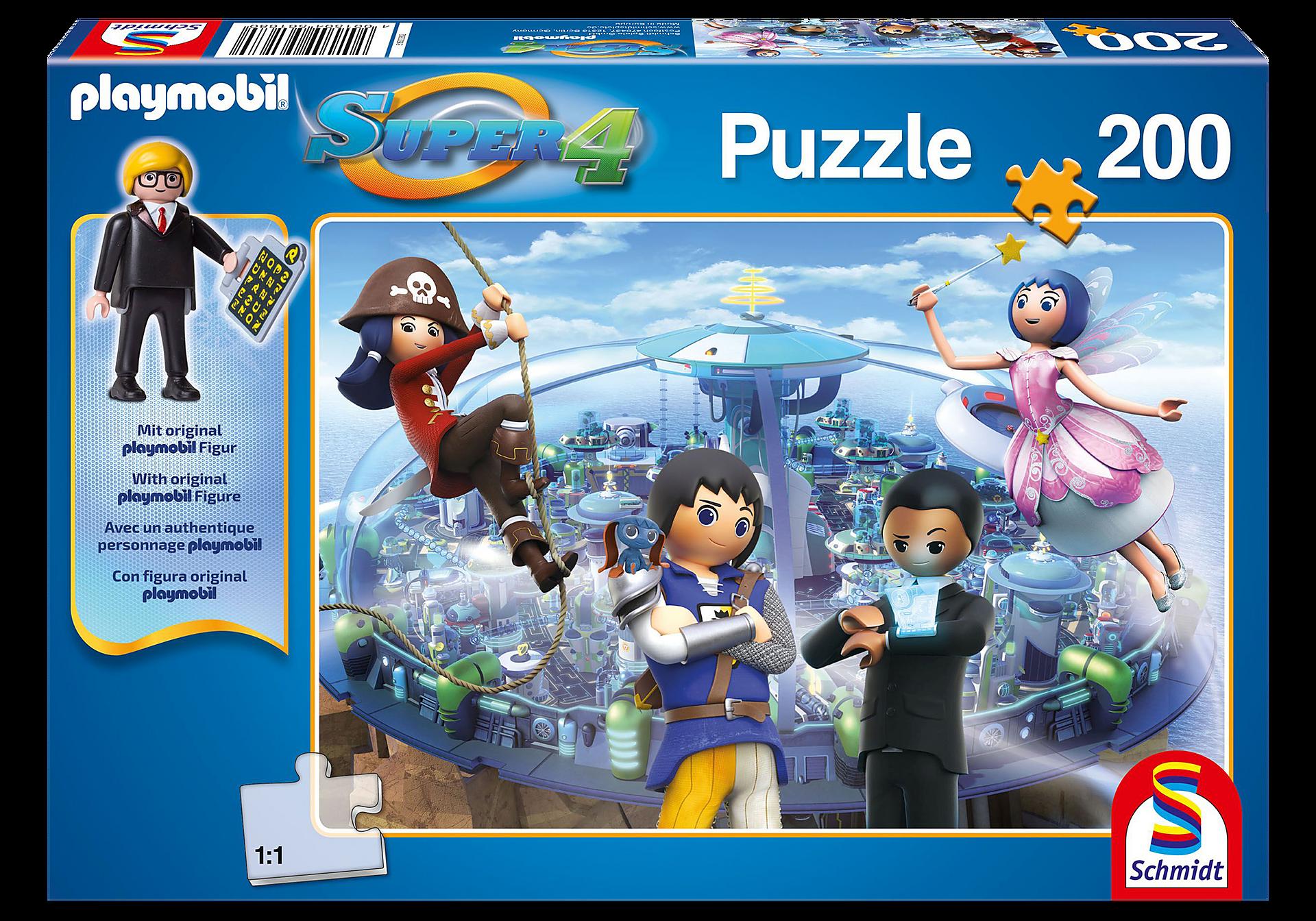 80709 Puzzle Super4 - Technopolis zoom image1