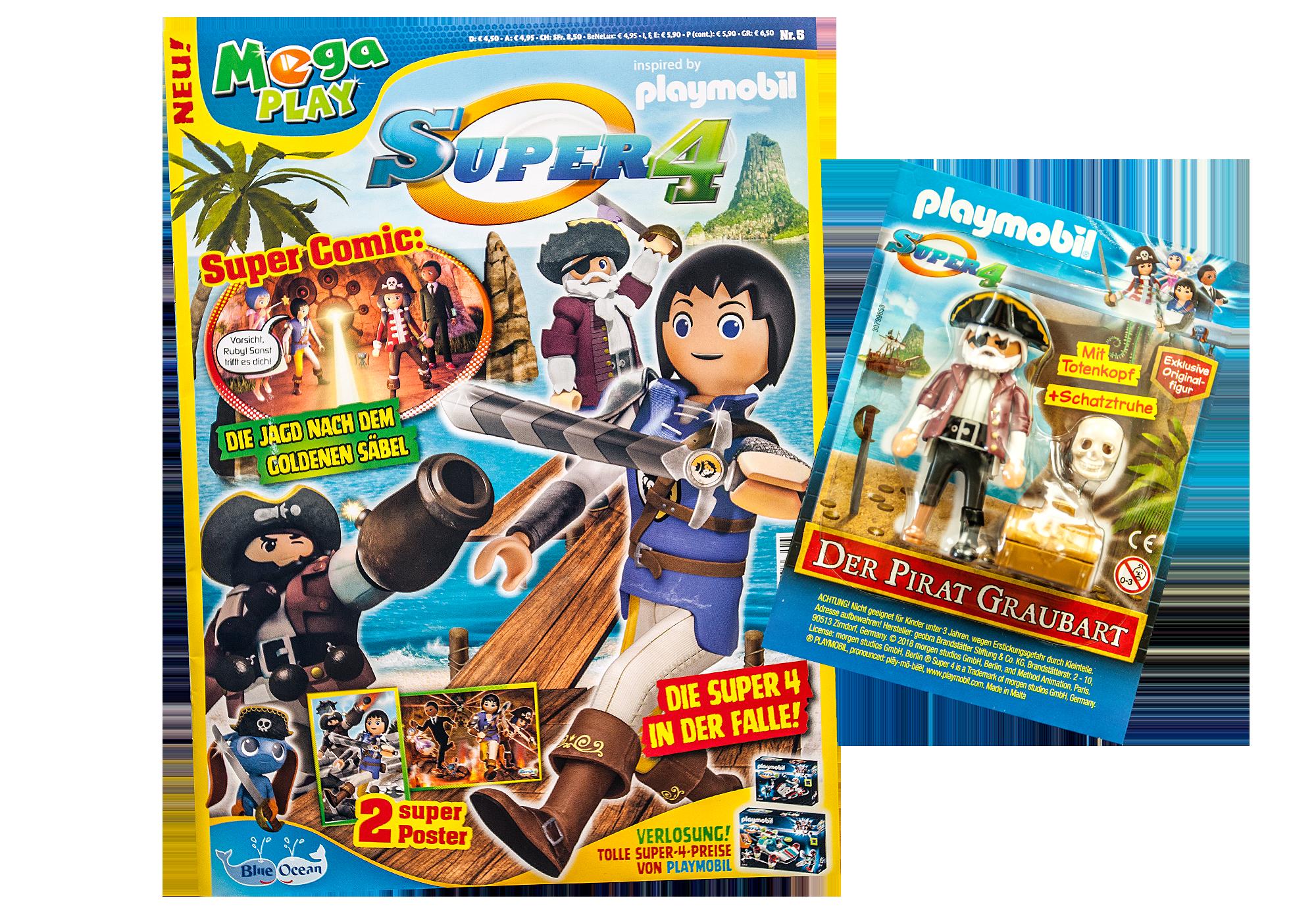 http://media.playmobil.com/i/playmobil/80811_product_detail/Super 4-Magazin 01/2018 (Heft 12)