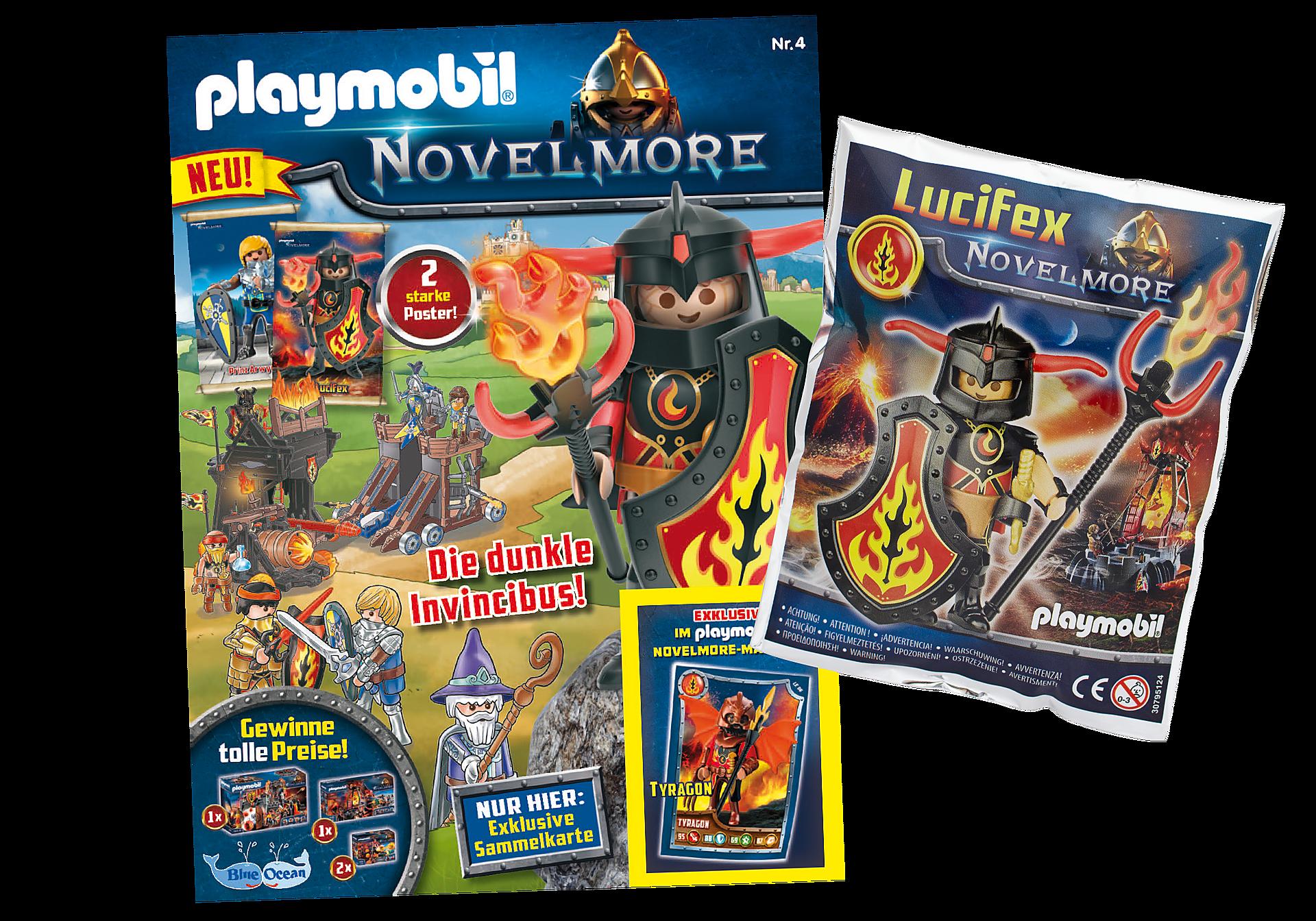 80691 PLAYMOBIL Novelmore-Magazin 4/2020 zoom image1