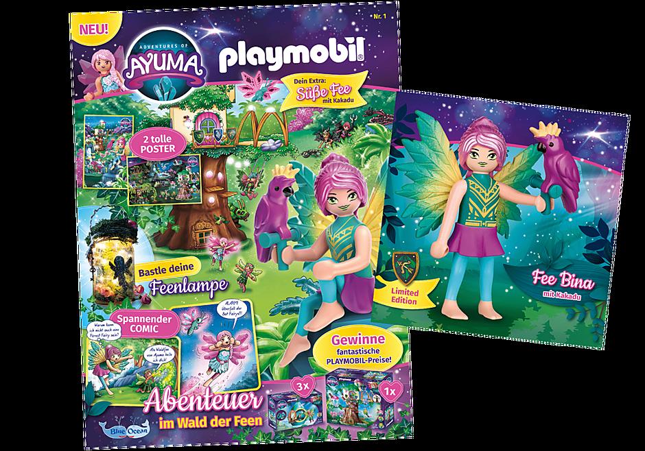 80815 PLAYMOBIL Novelmore-Magazin 5/2020 detail image 1