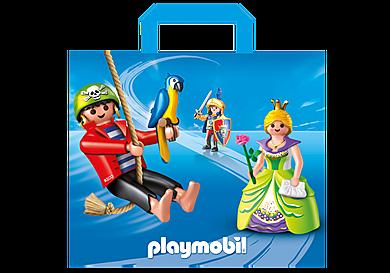 86483 Tσάντα Playmobil XXL