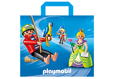 86483 Torba na zakupy Playmobil XXL