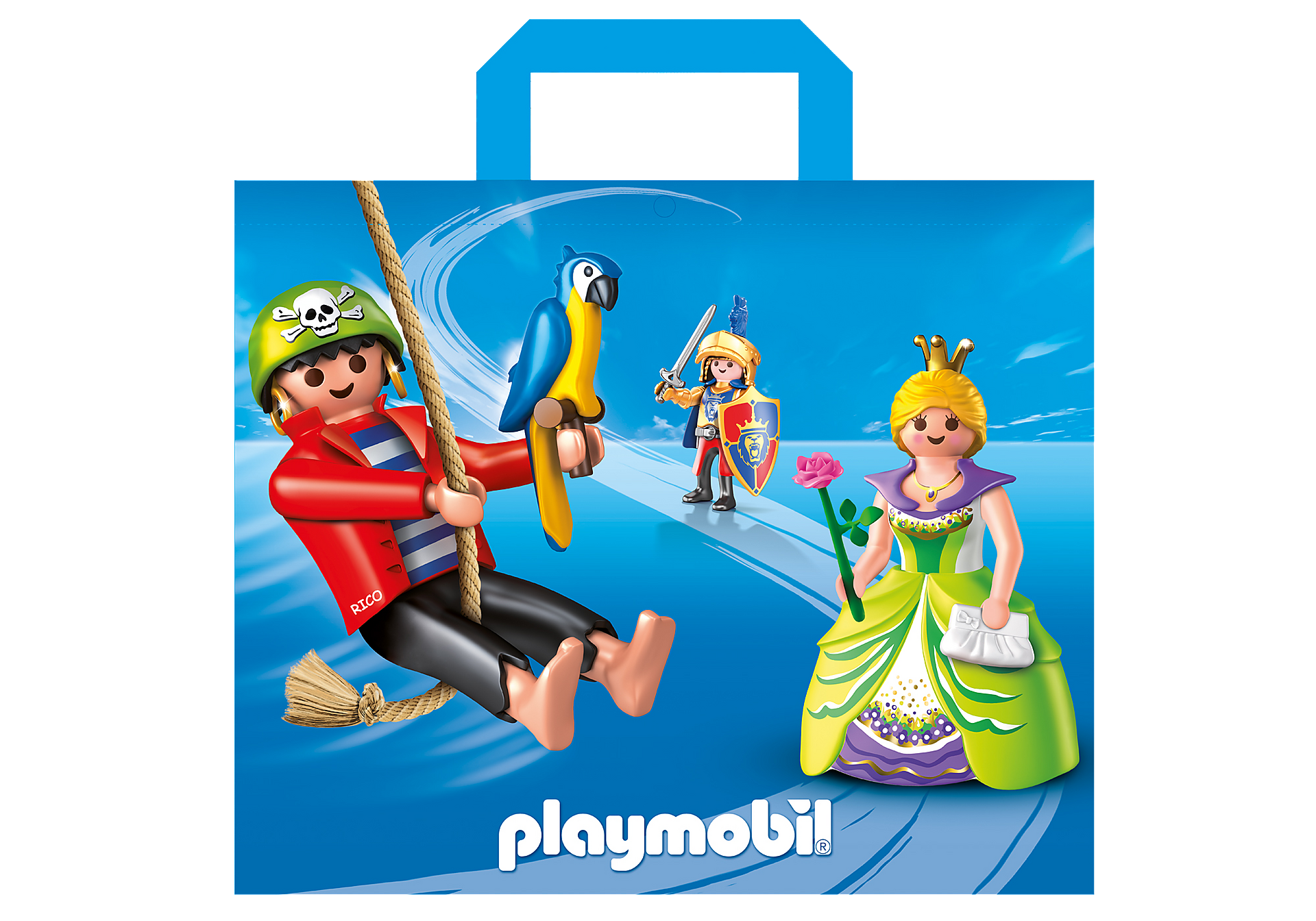 86489 Sac PLAYMOBIL Large zoom image1