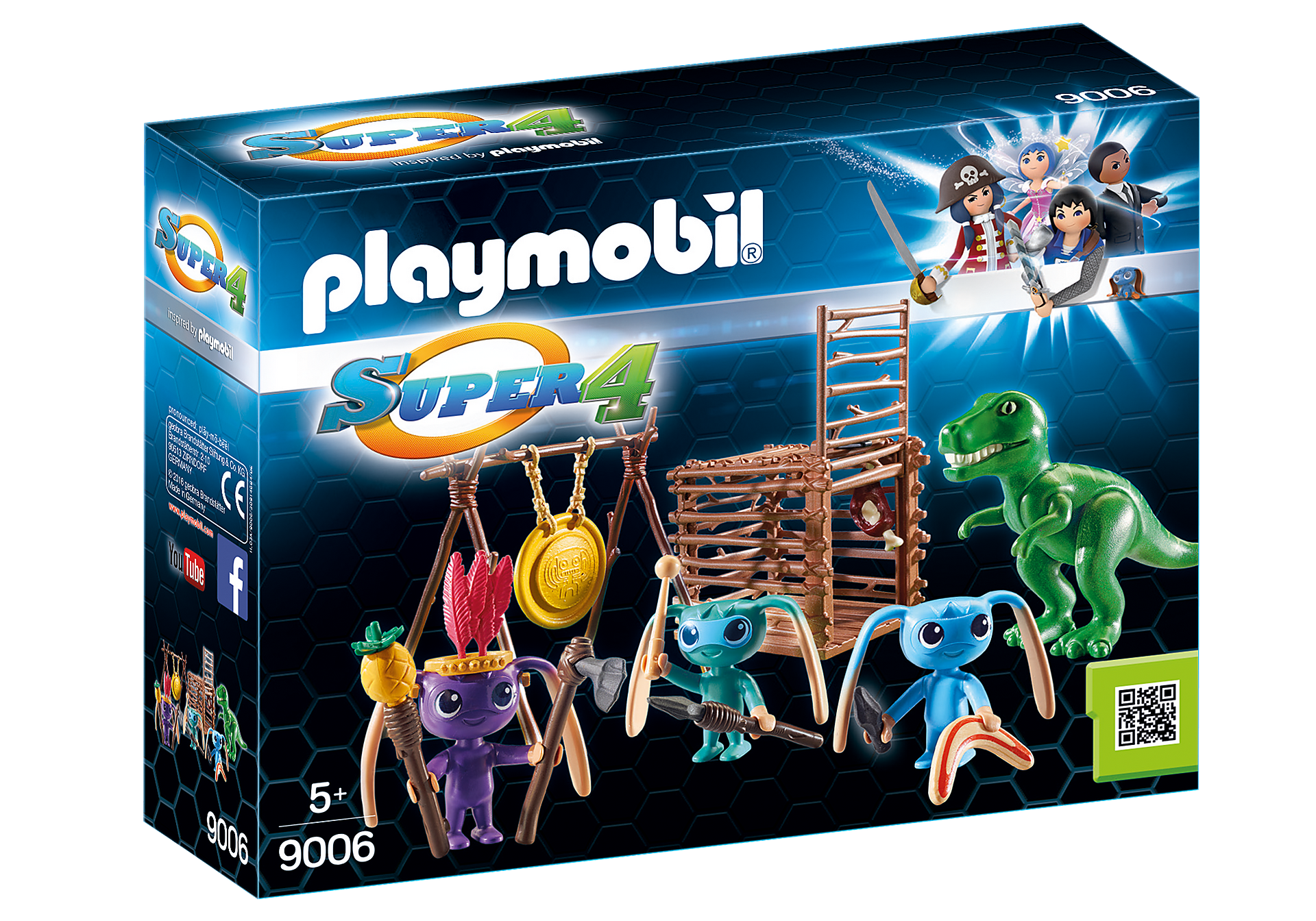 http://media.playmobil.com/i/playmobil/9006_product_box_front/Alien-Krieger mit T-Rex-Falle