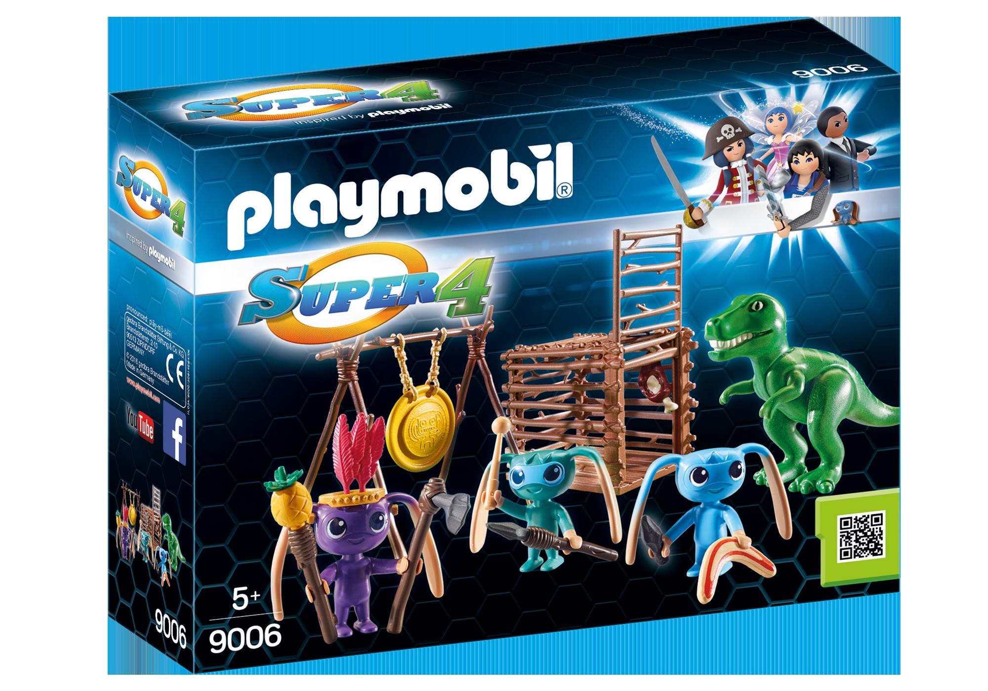 http://media.playmobil.com/i/playmobil/9006_product_box_front/Alien-Krieger mit T-Rex-Falle