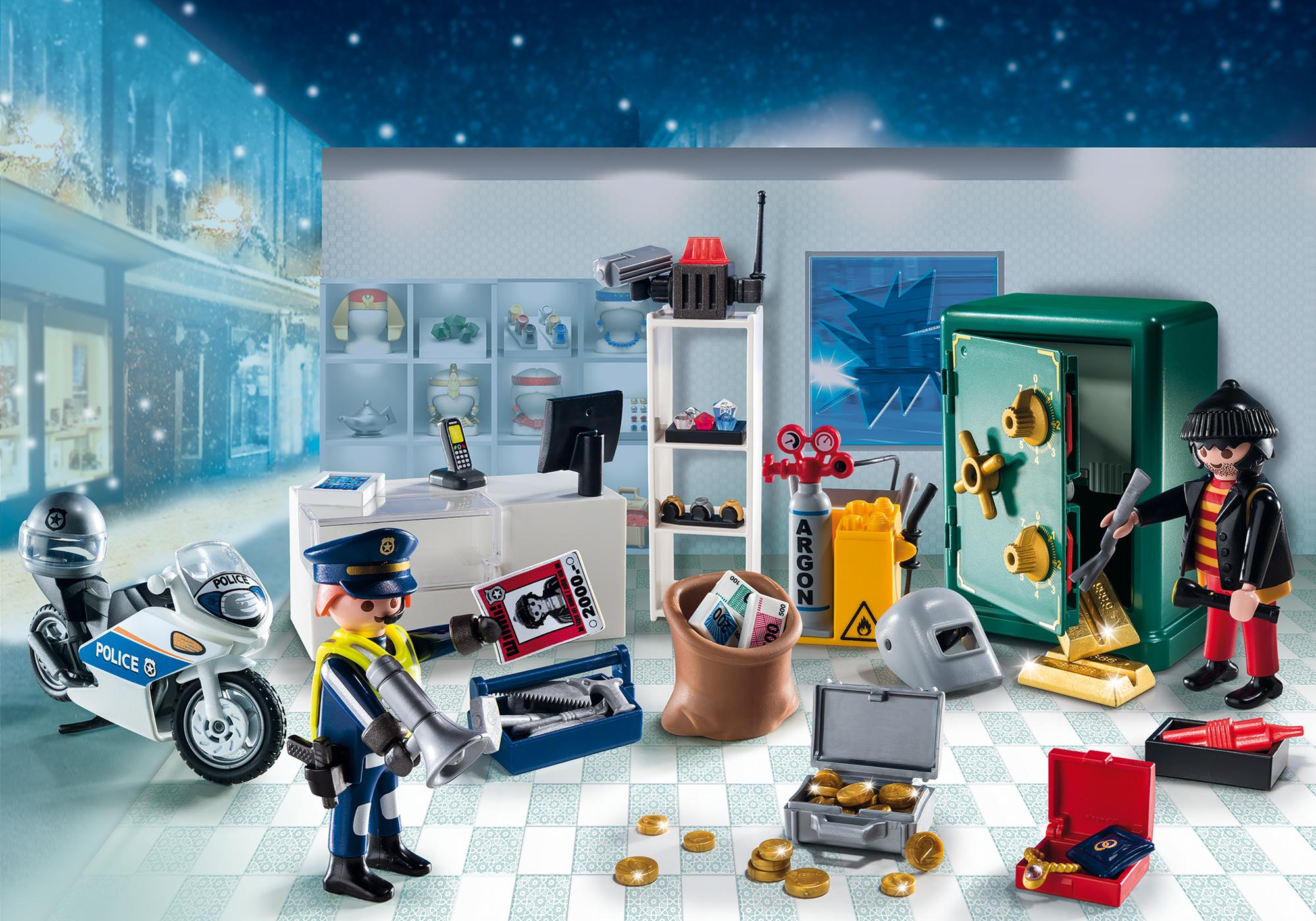 http://media.playmobil.com/i/playmobil/9007_product_extra1/Calendario de Navidad - Robo en la Joyería