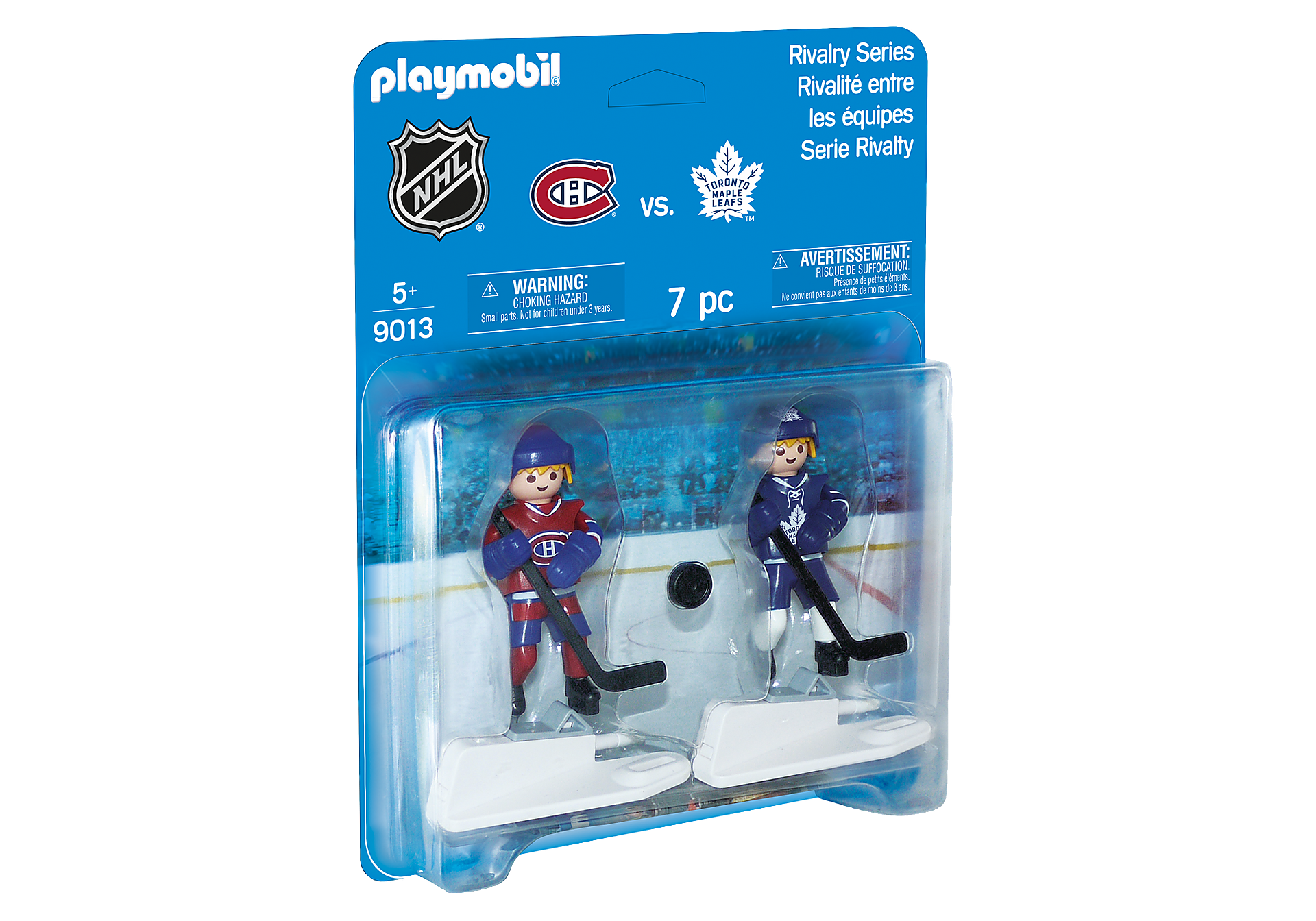 9013 NHL™ Blister Montreal Canadiens™ vs Toronto Maple Leafs™ zoom image2