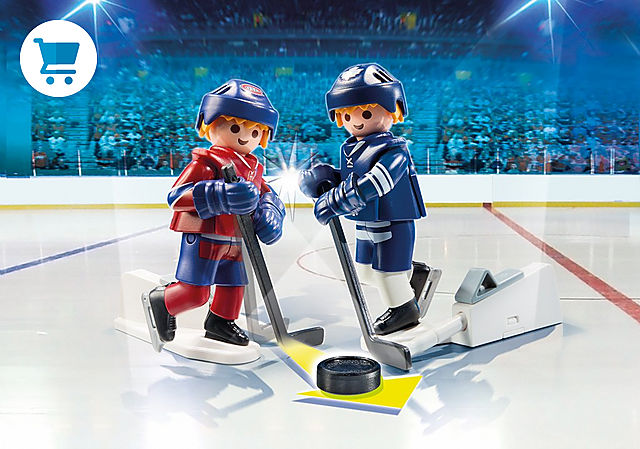 9013_product_detail/NHL™ Blister Montreal Canadiens™ vs Toronto Maple Leafs™
