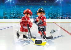 NHL Blister Detroit Red Wings vs Chicago Blackhawks