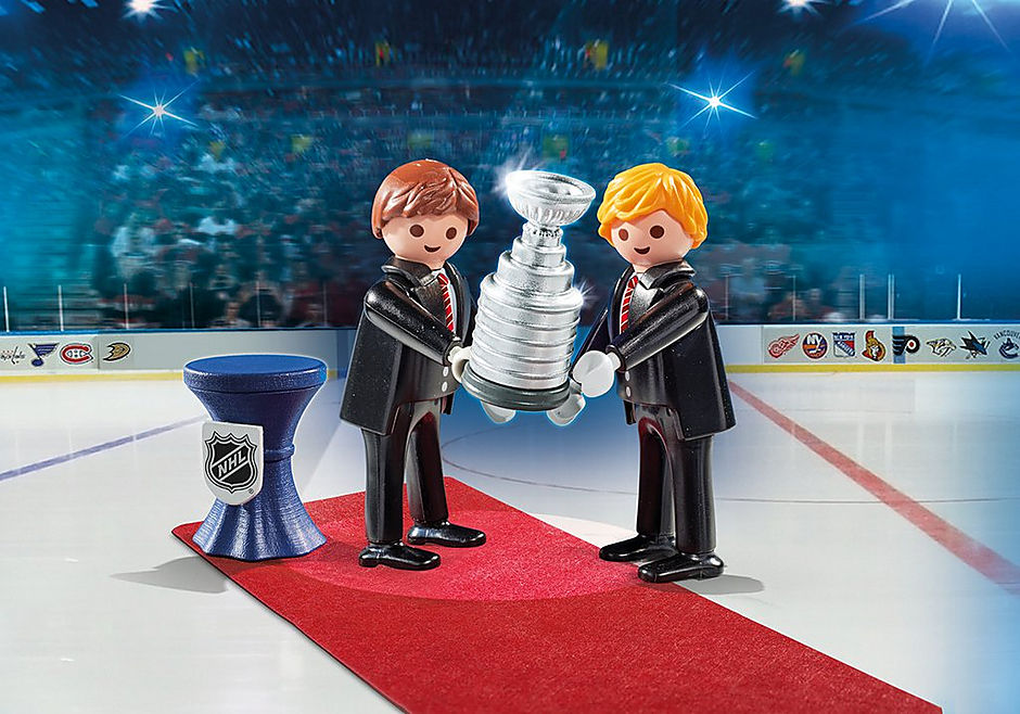 9015 NHL® Stanley Cup® presentation set detail image 1