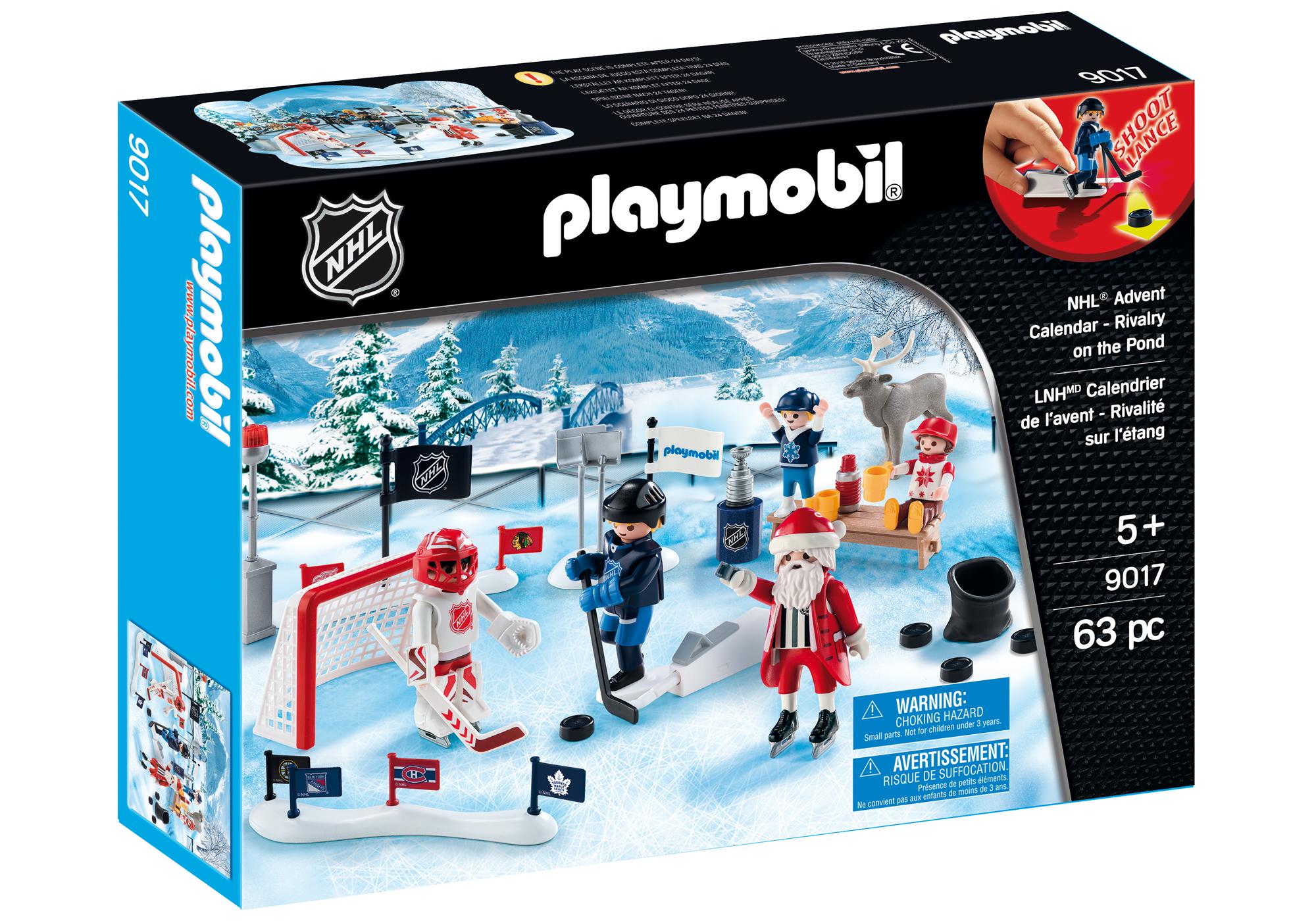http://media.playmobil.com/i/playmobil/9017_product_box_front/NHL® Advent Calendar - Rivalry on the Pond