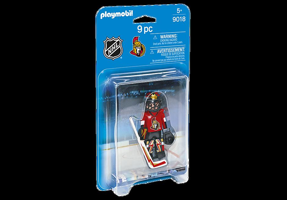9018 NHL Portero Ottawa Senators detail image 2
