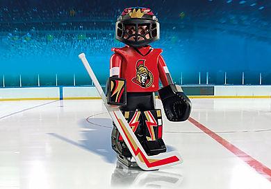 9018 NHL™ Ottawa Senators™ Goalie