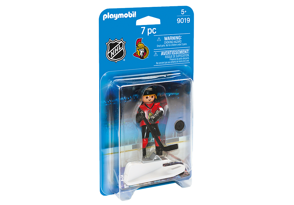 9019 NHL® Ottawa Senators® Player detail image 2