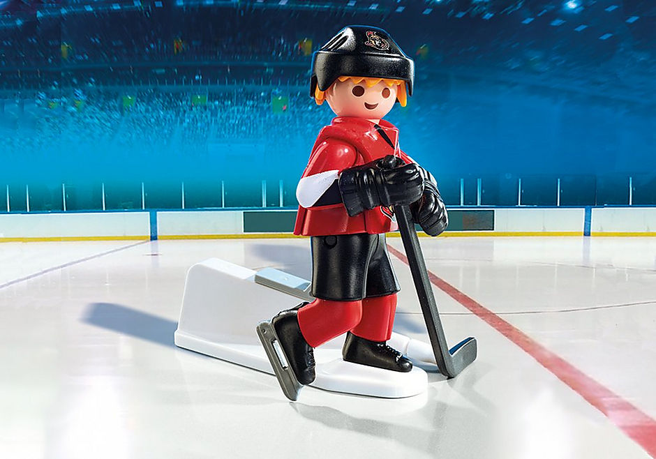 9019 NHL Jugador Ottawa Senators detail image 1