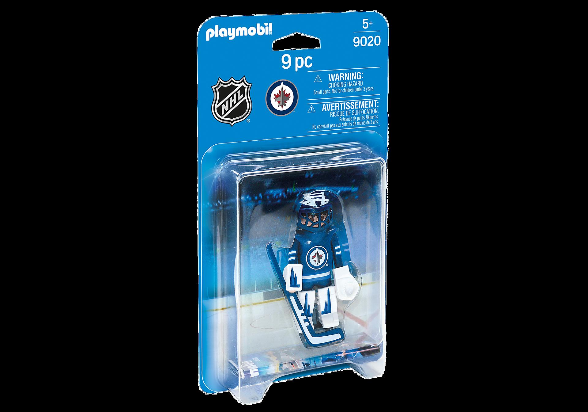 9020 NHL™ Winnipeg Jets™ Goalie zoom image2