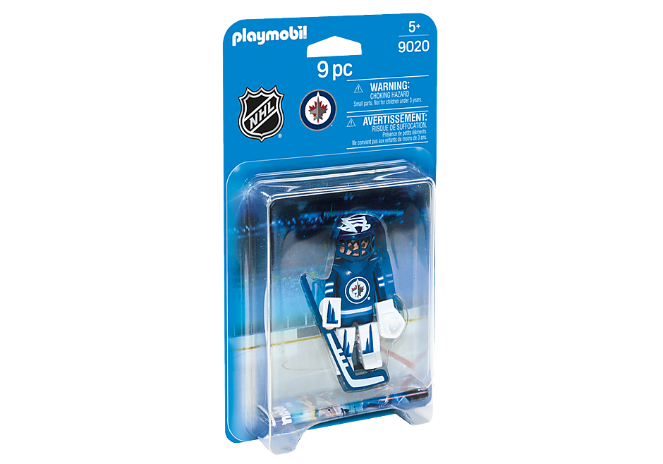 9020 NHL™ Winnipeg Jets™ Goalie detail image 2