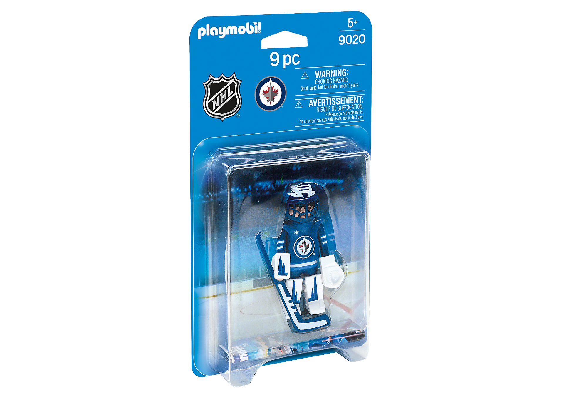 9020 NHL™ Winnipeg Jets™ Goalie zoom image2