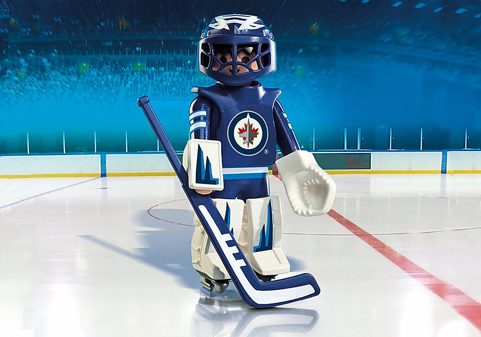9020 NHL Portero Winnipeg Jets detail image 1