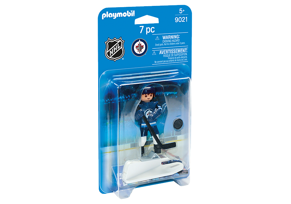 9021 NHL® Winnipeg Jets™ Player detail image 2