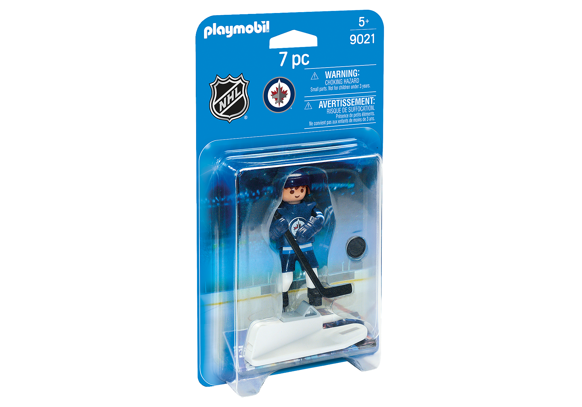 9021 NHL™ Winnipeg Jets™ Player zoom image2