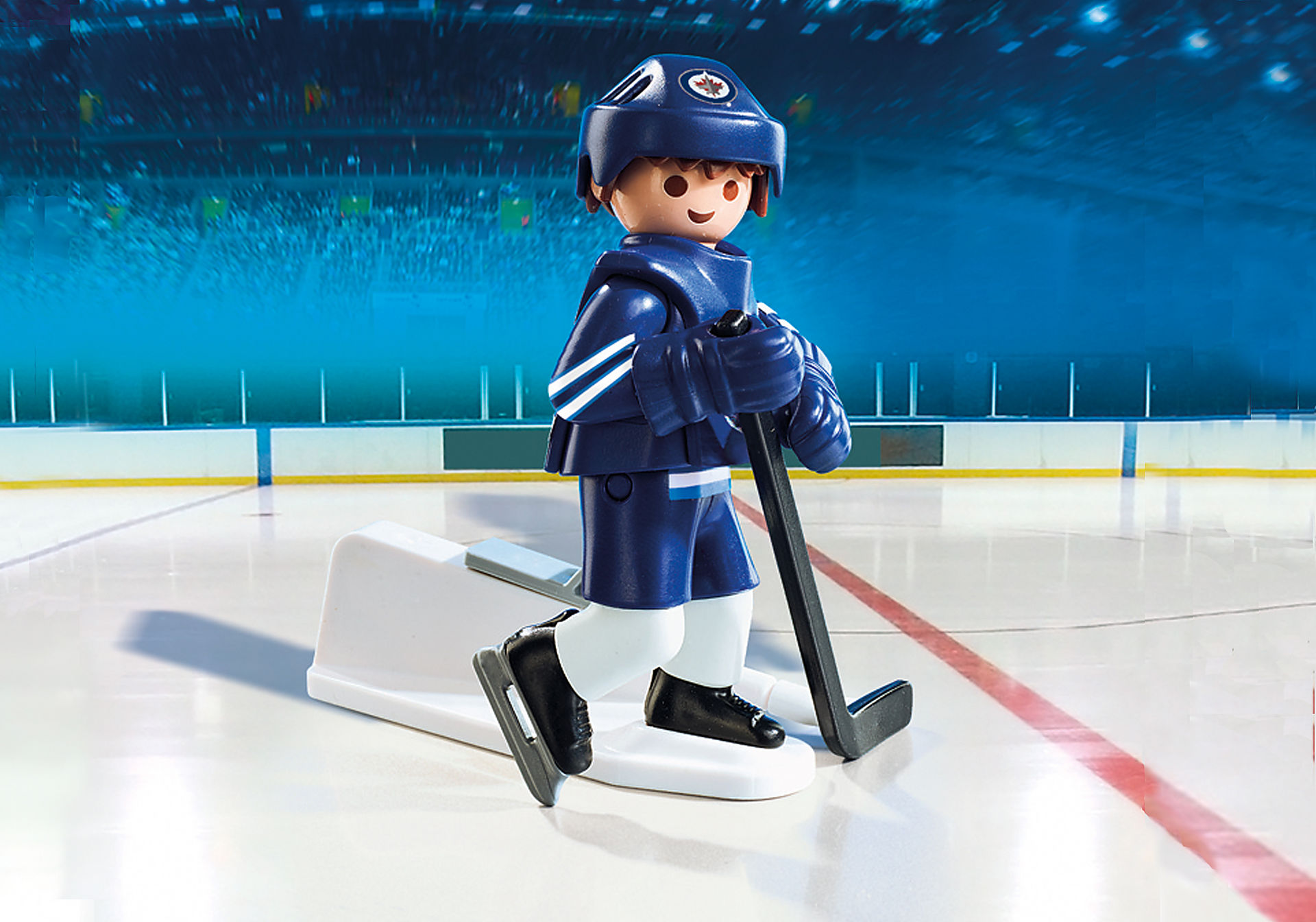 9021 NHL® Winnipeg Jets™ Player zoom image1