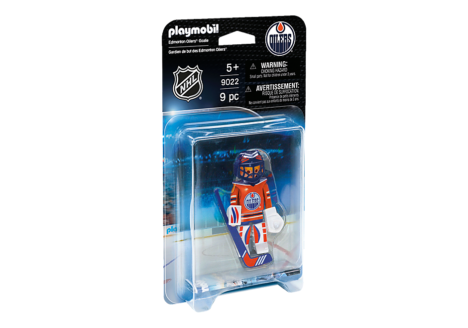 9022 NHL Portero Edmonton Oilers detail image 2