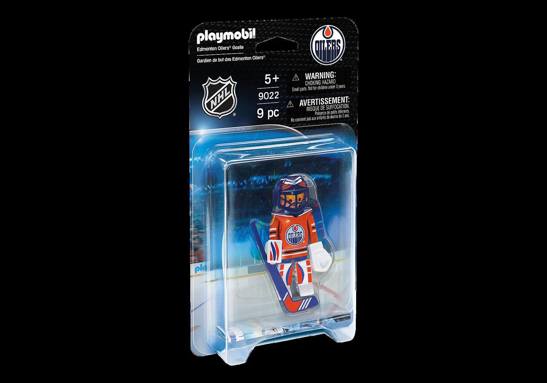 9022 NHL Portero Edmonton Oilers zoom image2