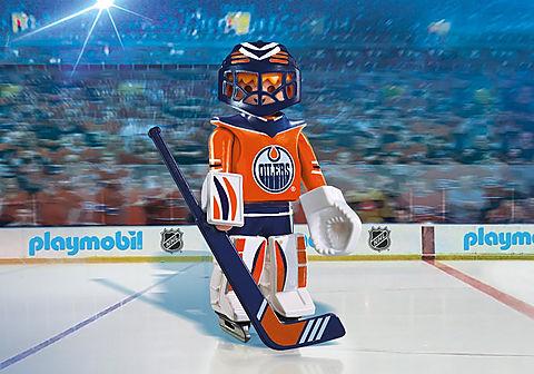 9022 NHL Portero Edmonton Oilers
