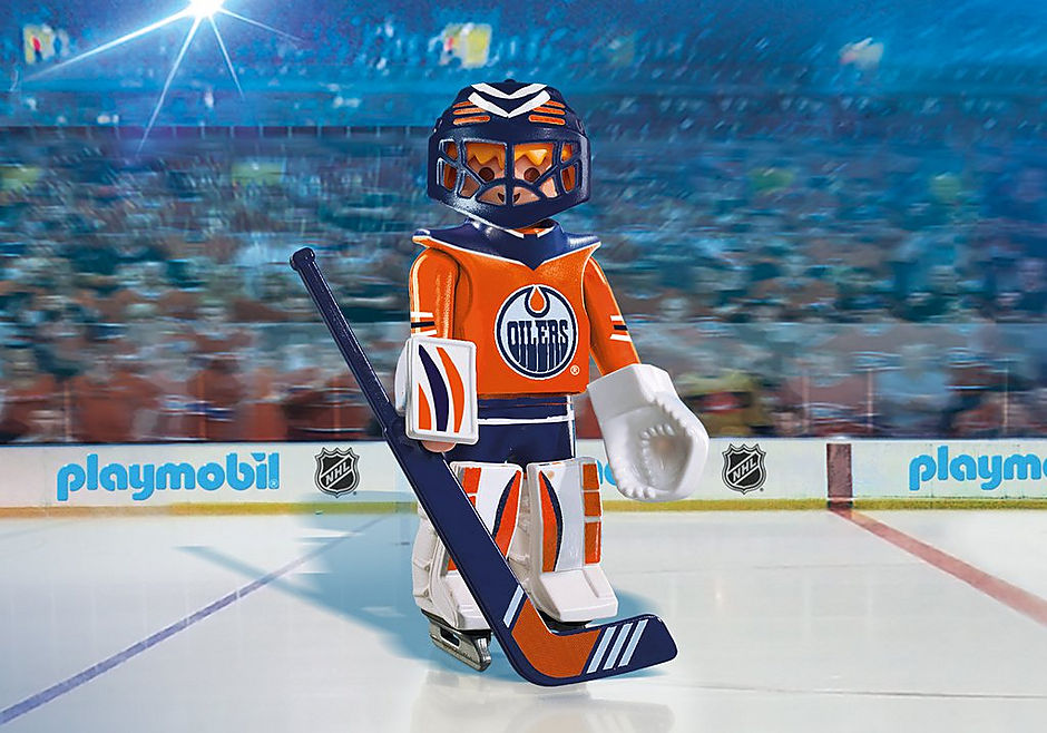 9022 NHL™ Edmonton Oilers™ Goalie detail image 1