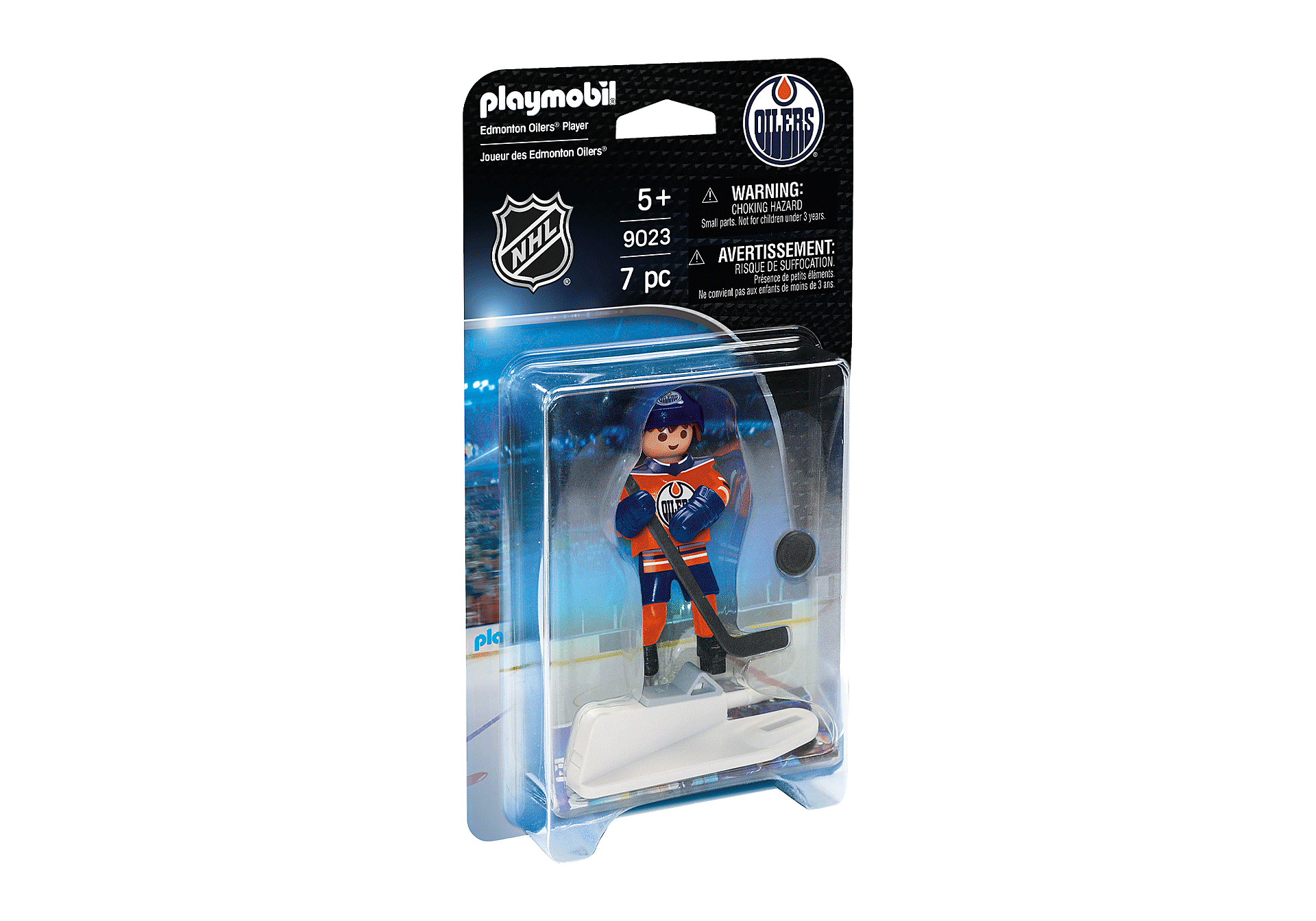 9023 NHL® Edmonton Oilers® Player zoom image2