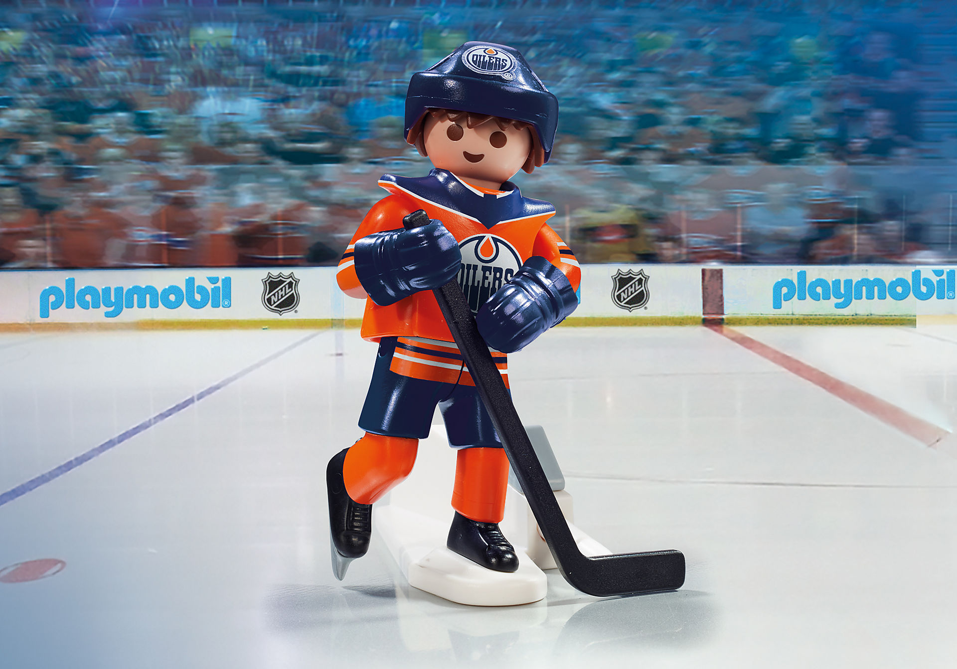 9023 NHL™ Edmonton Oilers™ Player zoom image1