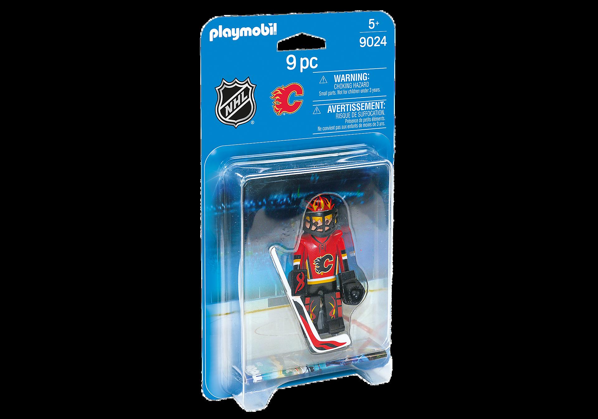 9024 NHL Portero Calgary Flames zoom image2